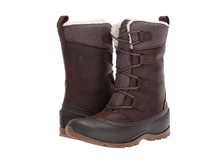 Kamik  SnowGem (Dark Brown) Womens Boots