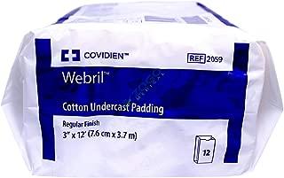 Webril 2059 100% Cotton Undercast Padding 3