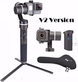 Feiyu FeiyuTech G5 V2 Updated 3 Axis Splash Proof Handheld Gimbal for GoPro Hero 7/6 /5/4..