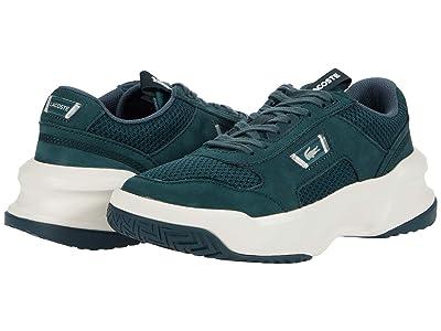 Lacoste Ace Lift 0120 3 (Dark Grey Green/Off-White) Men