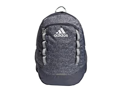 adidas Excel V Backpack (Jersey Onix/Onix/Dash Green/White) Backpack Bags