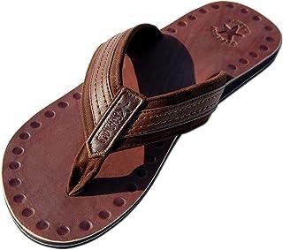 Sandalias Flip-Flop de Cuero Hombre Seestern Sportswear SA1964.BW/_FBA