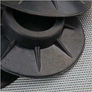 sheng Yuan Lot de 4 tapis de sol antidérapants pour machine à laver 35EB