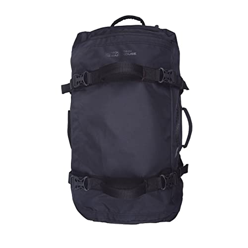 39c3958a5034 Mountain Warehouse Voyager 90L Wheelie Holdall - Organiser Pocket Duffle Bag