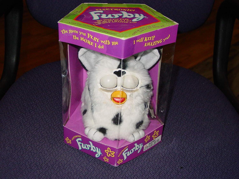 Furby Snow Leopard, Generation 3 by Furby