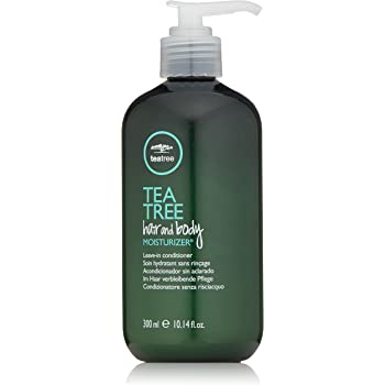 Tea Tree Hair and Body Moisturizer, Leave-In Conditioner