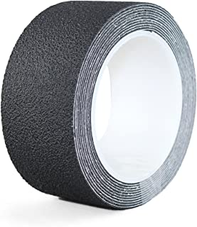 NAC INDUSTRIAL Waterproof Adhesive Anti Slip Tape NAC Safety Aqua Slip - Non Slip Stickers for Bath, Bathroom, Bathtub, Shower, Kitchen and All Wet Areas (2