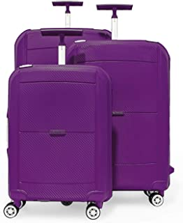 Sonada - Hardside Spinner Luggage Set of 3 Pieces