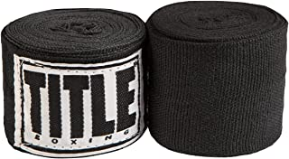 TITLE Boxing Mexican Style Hand Wraps (Single Pair)