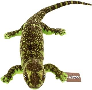 JESONN Stuffed Animals Toys Lizard Plush (B)