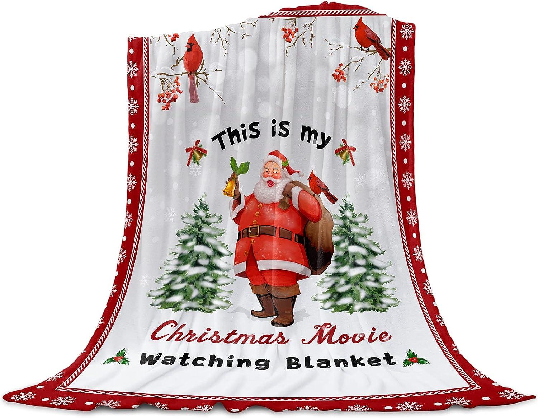 Christmas sale Flannel Throw Blanket-Soft Fleece Plush Blanket Wo Dedication for