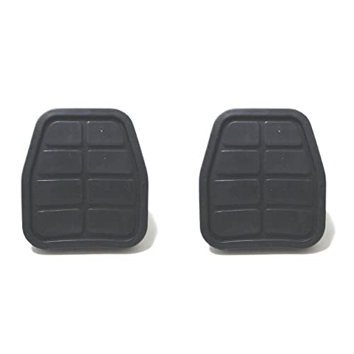 Clutch and Brake Pedal Rubber Cap Cover fits for VW Jetta Golf Mk2 Mk3 Passat B2