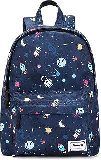 Toddler Backpack Kids Schoolbag Bookbag Preschool Backpacks Children Bag Gift for Kids Boys Girls Kindergarten Elementary School Outing Universe Pattern