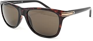 Mont Blanc Sunglass For Unisex - Brown, MB502S52E56