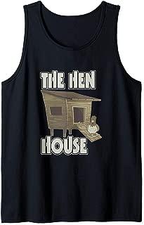 Hen House 2 Tank Top