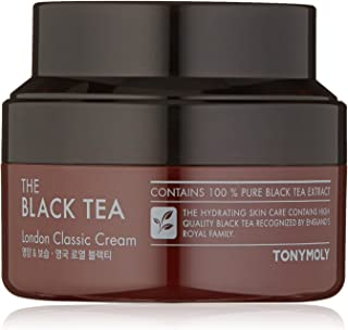 TONYMOLY The Black Tea London Classic Cream, 2 Fl Oz