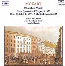 Oboe Quartethorn Quintet