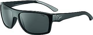 bollé Cébé Empire Gafas de sol Shiny Black Gunmetal Unisex - Adult Large