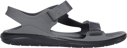 Slate Grey/Black