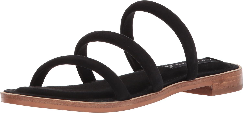 STEVEN by Steve Madden Womens Cocoa Flat Sandal