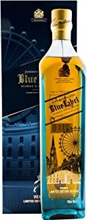 Johnnie Walker Blue Label Vienna Edition Blended Scotch Whisky 1 x 0.7 l
