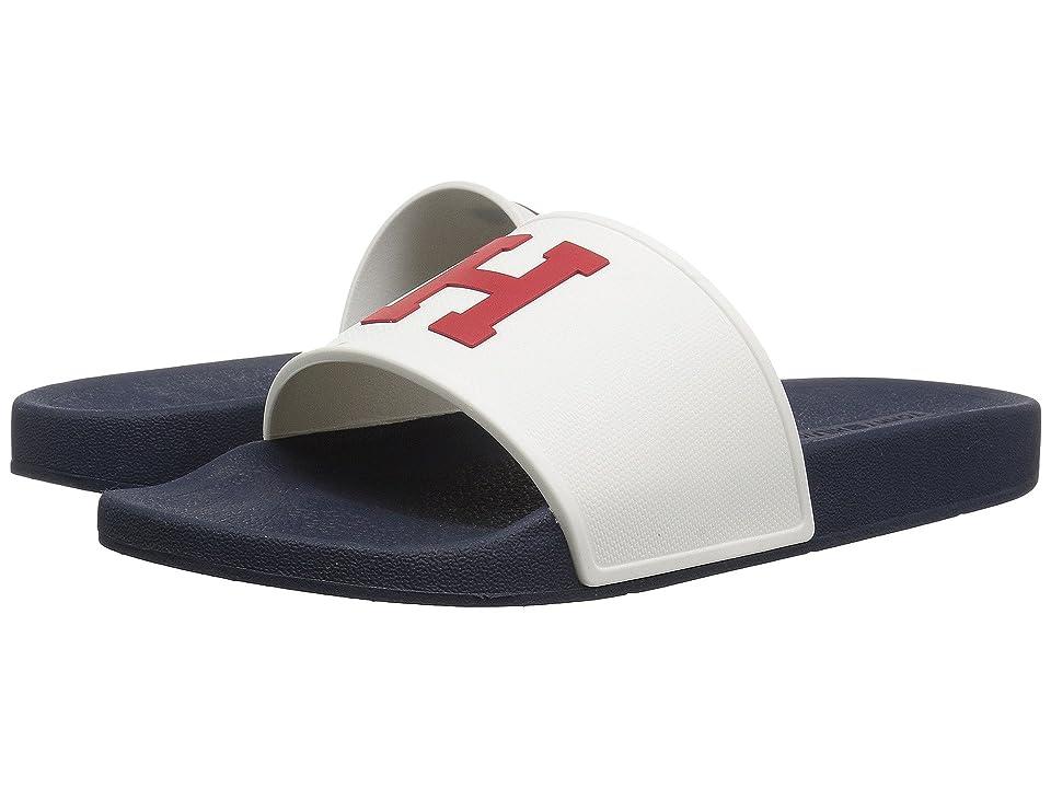 9ea09de556d7 Tommy Hilfiger Essex (White Chili Pepper) Men s Shoes