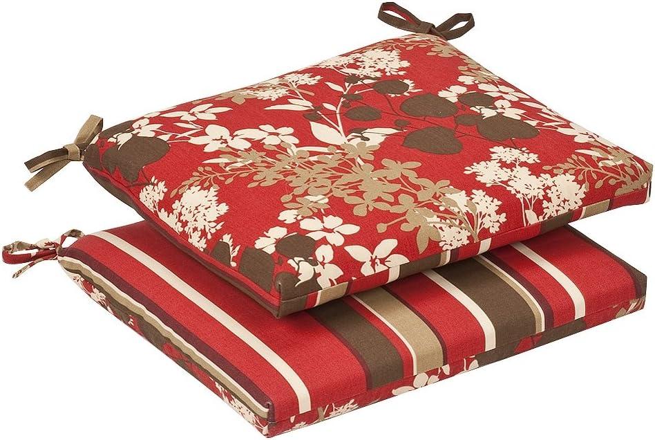 Pillow Perfect Outdoor Indoor specialty shop Montifleuri Monserrat price Sangria Squa