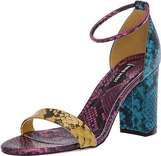 NINE WEST Women's Wnola3 Heeled Sandal