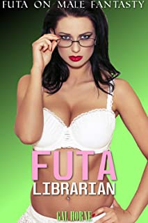 Futa Librarian: (Futa On Male Fantasy)