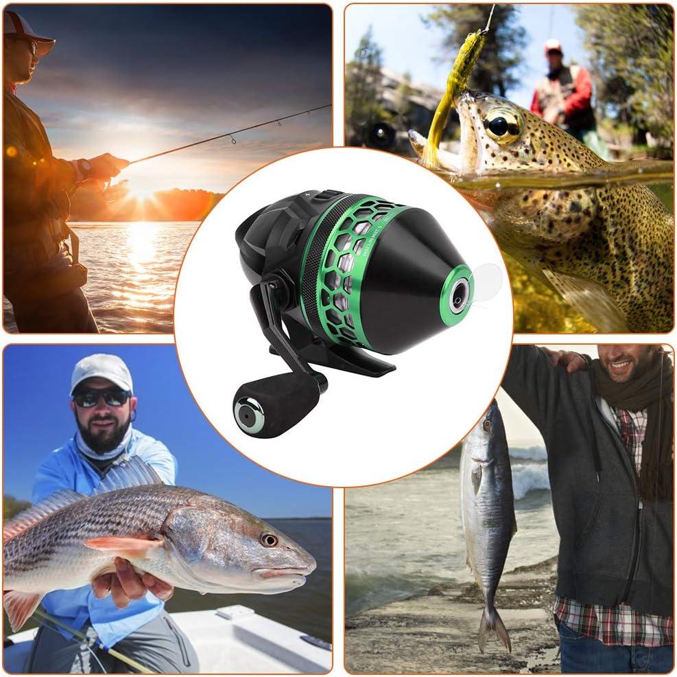 Fishing Reel Closed Face Spinning Reel Baitcasting Fishing Reel Fishing Spinning Reel for Outdoor Fishing