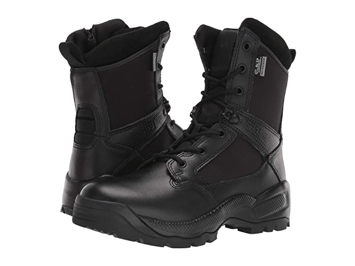 5.11 Tactical  8 ATAC 2.0 Storm Side Zip (Black) Womens Boots