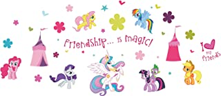 My Little Pony ST0634 ST0634 My Little Pony Wall Stickers 39 reusable stickers