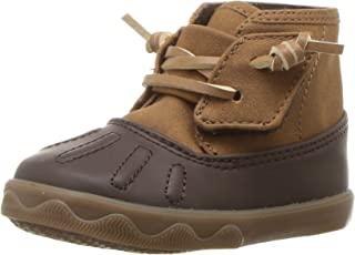 Sperry Icestorm Crib Ankle Boot (Infant/Toddler)