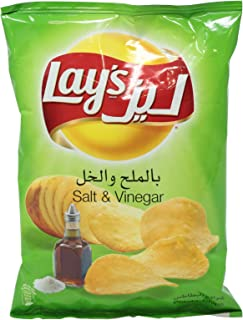Lay's Salt and Vinegar Chips - 40 gm