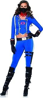 Leg Avenue Women's Gi Joe 6 Piece Cobra Girl