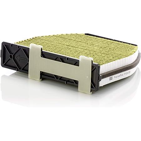 Original Mann Filter Innenraumfilter Fp 29 005 1 Freciousplus Biofunktionaler Pollenfilter Für Pkw Auto