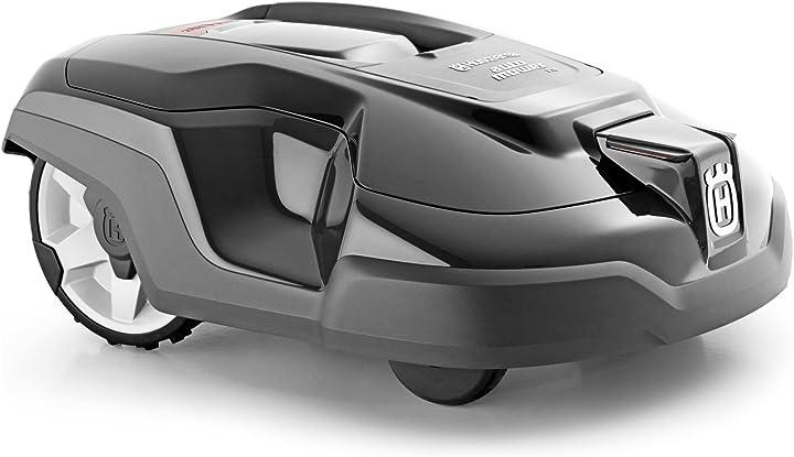 tagliaerba robot husqvarna automower 315 | modello 2019 | robot di falciatura ottimale per prati fino a 1500m² 967623412
