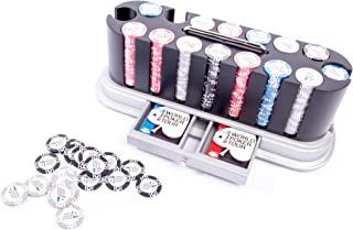 Authentic Apparel WPT - World Poker Tour - Professional Poker Chip Sets - 300 and 500 (500)