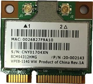 بطاقة الشبكة المحلية اللاسلكية 1000N لـ Lenovo B460 G470 متوافقة مع الكمبيوتر المحمول 20002329، Intel 1000N MOW M PCIE NB ...