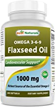 Best health aid flaxseed oil Reviews