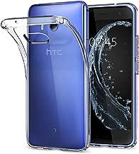 Spigen Liquid Crystal Designed for HTC U11 Case (2017) - Crystal Clear