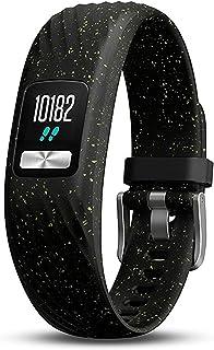 Garmin Vívofit 4 Fitness Tracking Watch, Adult Small/Medium (Speckle)