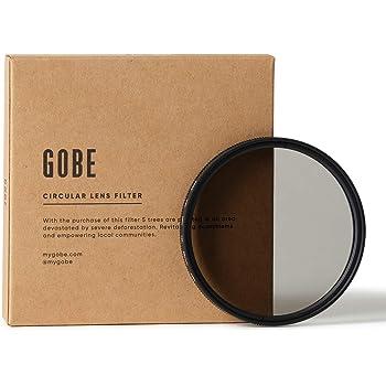 Gobe 58mm Circular Polarizing (CPL) Lens Filter (3Peak)