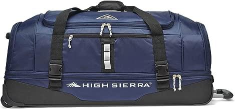 high sierra 36 rolling drop bottom duffel