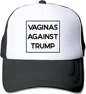 LTEBLO VAGINAS Against Trump Truck caps Cool Men Women hat Black (5 Colors)