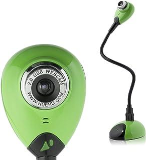 HUE HD USB Camera for Windows and Mac (Green)