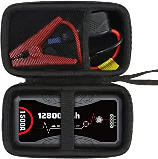 Aenllosi Hard Storage Case for NEXPOW Car Battery Jump Starter Q10S,1500A Peak