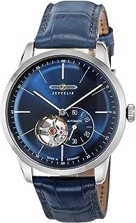 [ツェッペリン]ZEPPELIN 腕時計 Flat Line ネイビー文字盤 7364-3 メンズ 【並行輸入品】