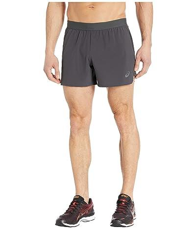 ASICS Road 5 Shorts (Graphite Grey) Men