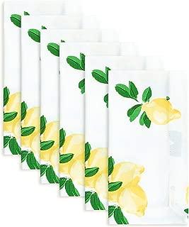 Kate Spade New York Make Lemonade Napkin, Set of 6, Multi